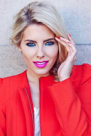 Mollie King for Maybelline