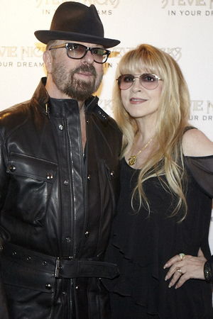 Stevie Nicks and Dave Stewart, 'In Your Dreams' premiere at the Curzon cinema, London - September 16, 2013