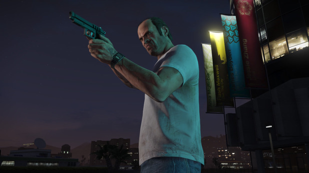 'Grand Theft Auto 5' screenshot