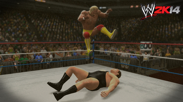 Hulk Hogan (c) vs. André the Giant