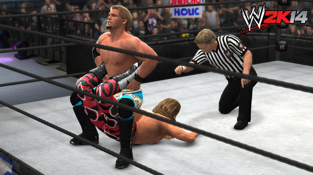 Shawn Michaels vs. Chris Jericho