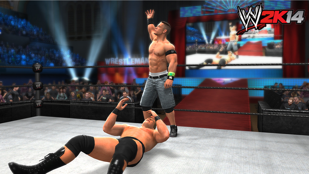 John Cena vs. John