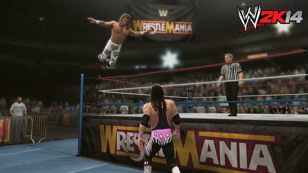 Bret Hart (c) vs. Shawn Michaels