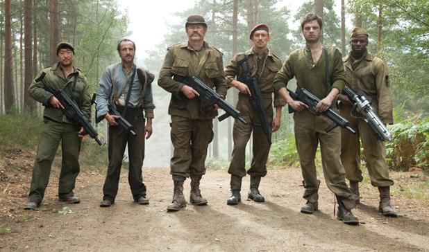 The Howlin' Commandos