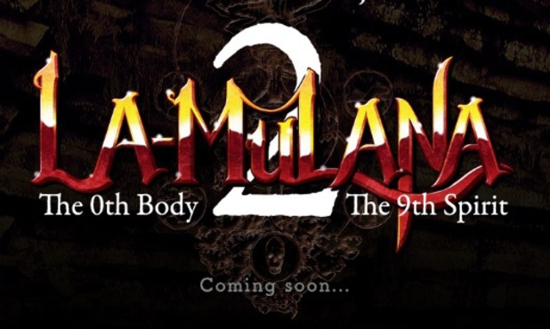 La-Mulana 2 title screen