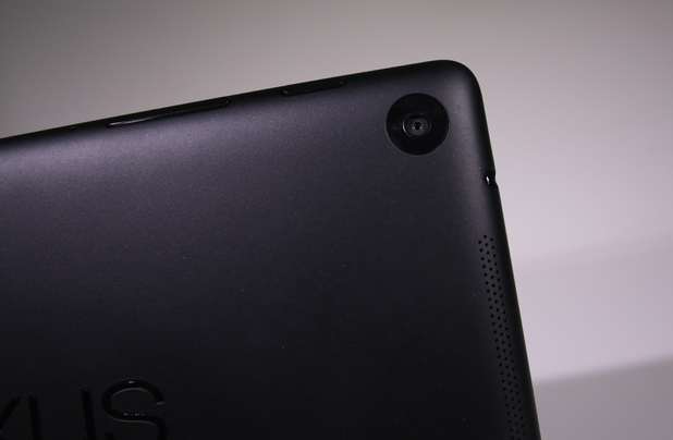 'Nexus 7' Google tablet.