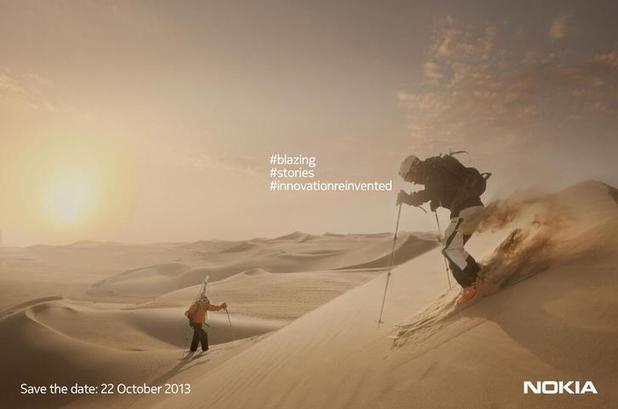 Nokia event promo