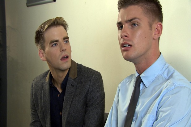 Ste finds himself on the brink of giving up.