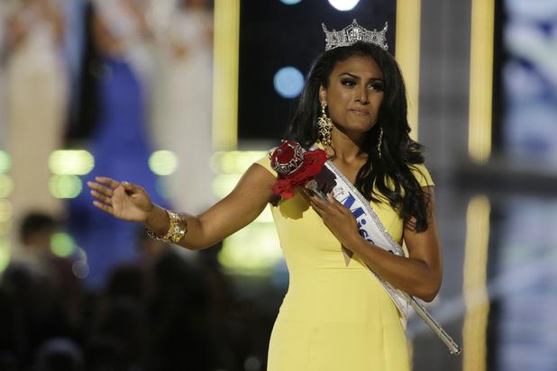 Miss America 2014 winner Nina Davuluri