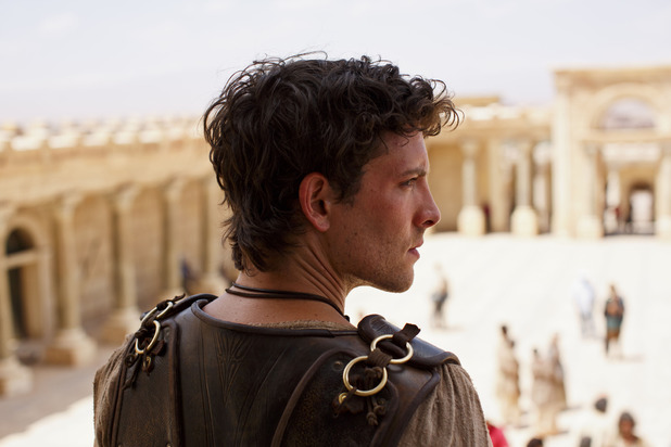 Jason (Jack Donnelly) in BBC One's Atlantis