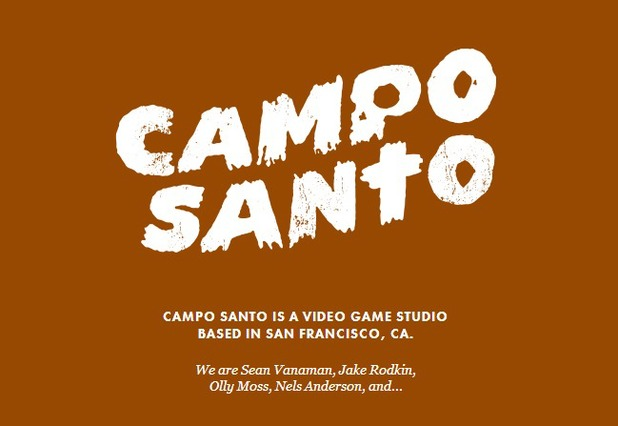 Campo Santo video game studio logo.