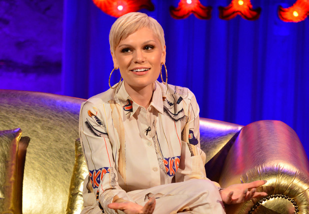 Jessie J on 'Alan Carr Chatty Man'