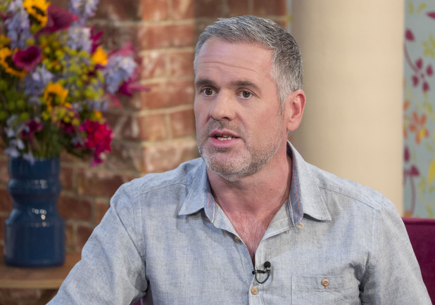 Chris Moyles on 'This Morning' - September 18, 2013