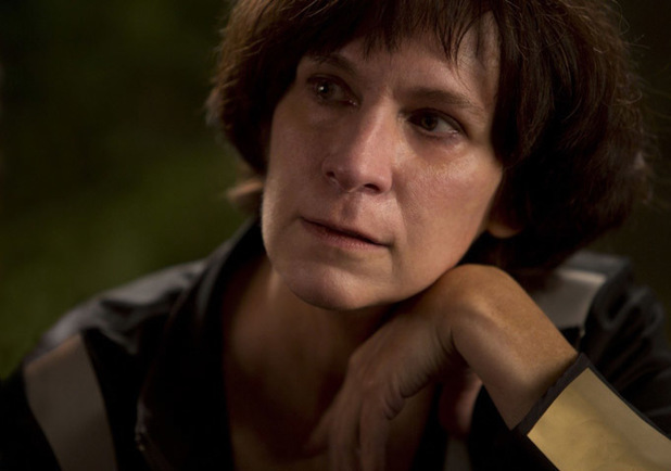 Wiress Amanda Plummer The Hunger Games Catching Fire