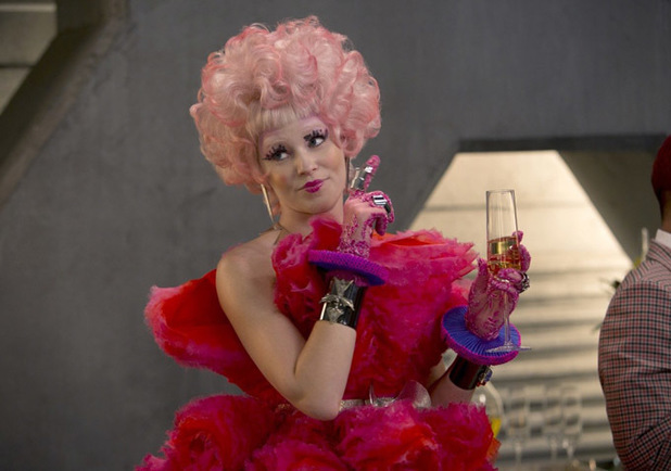 Effie Elizabeth Banks The Hunger Games Catching Fire