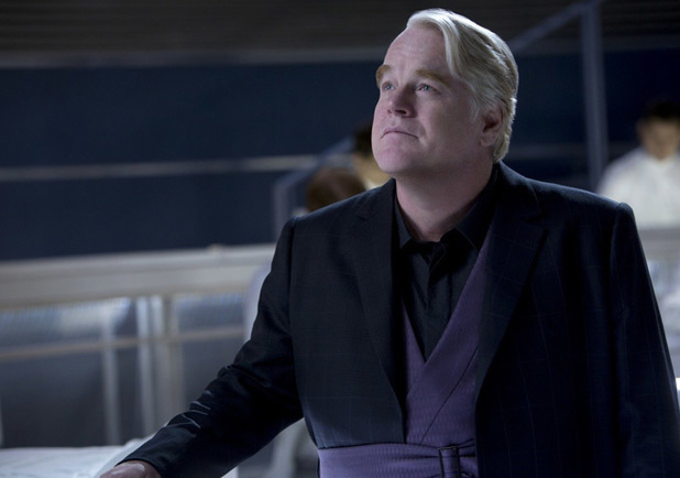 Philip Seymour Hoffman The Hunger Games Catching Fire