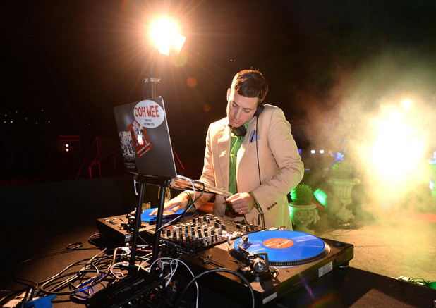 Mark Ronson MARTINI celebrates 150 years of Italian Style at their glittering anniversary gala party at Lake Como in Italy. Picture date: Thursday September 19, 2013