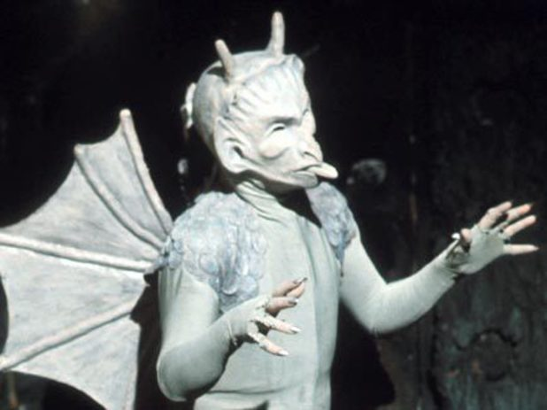 Doctor Who - The Daemons (1971)