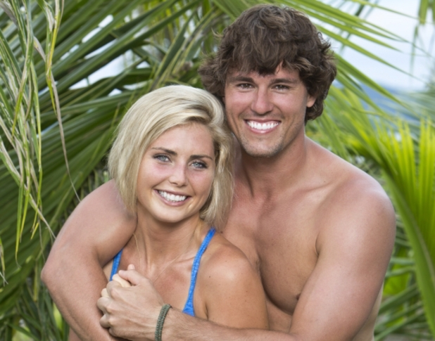 'Survivor: Blood vs Water: Kat Edorsson and Hayden Moss
