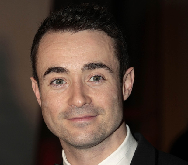 Joe McFadden at the 2012 Scottish BAFTA Awards.