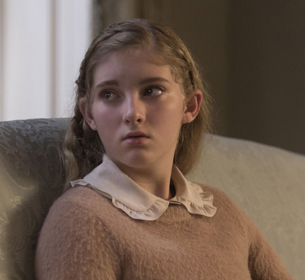 The Hunger Games Catching Fire Willow Shields Prim