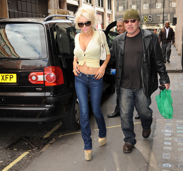 Courtney Stodden, Doug Hutchison, London 2013