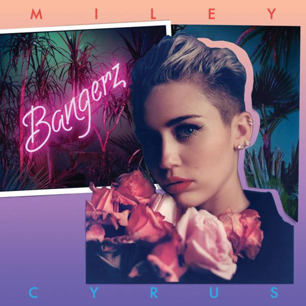 Miley Cyrus 'Bangerz' artwork deluxe