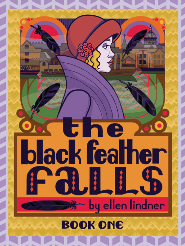 Ellen Lindner's 'The Black Feather Falls'