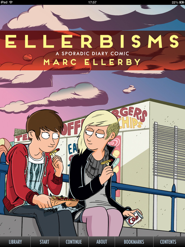 Marc Ellerby's 'Ellerbisms'