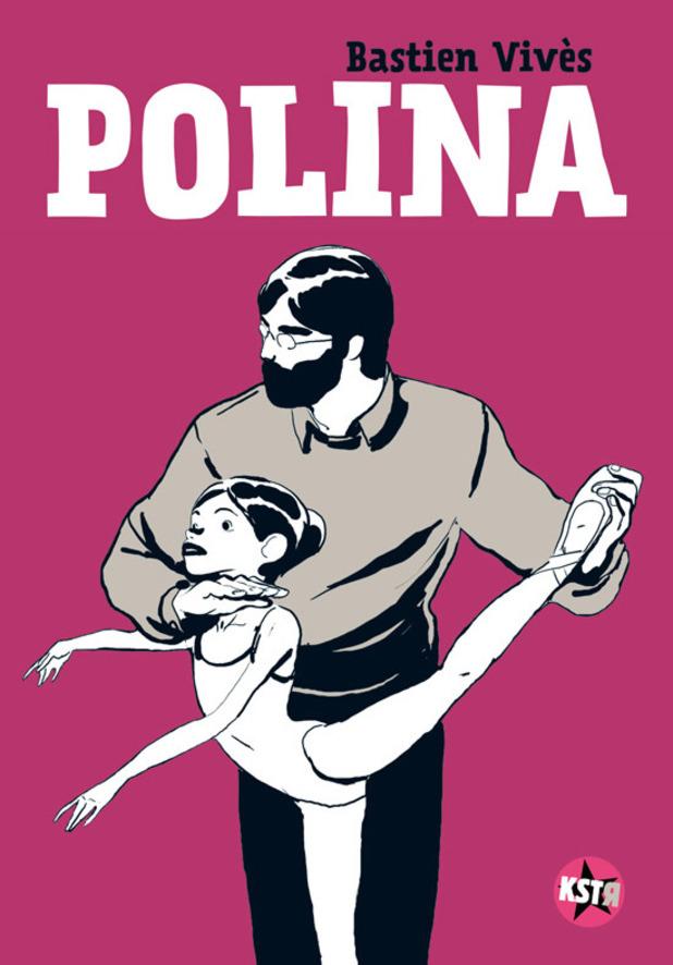 Bastien Vives's 'Polina'.