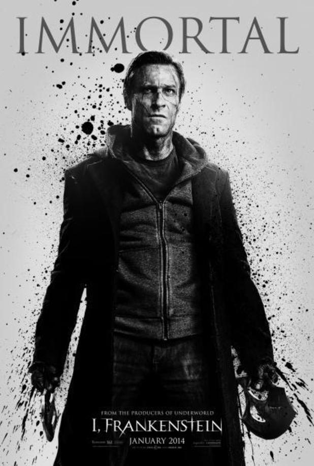 'I, Frankenstein' poster