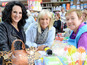 Linda Robson, Pauline Quirke and Lesley Joseph begin shooting new episodes.