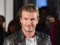 "David Beckham says that he and Victoria ""try to lead by example"" in their careers."