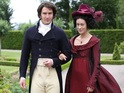 Dr Kevin Tyler (Simon Rivers) is to echo Mr Darcy and Elizabeth Bennet's relationship.