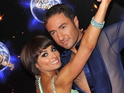 Vincent Simone and Flavia Cacace's 2015 'Dance 'Til Dawn' tour begins in Eastbourne.