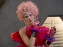 "Elizabeth Banks says everyone on film set ""gets excited"" to see her as Effie."