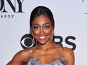 Broadway star Patina Miller will make her movie debut in the third and fourth films.