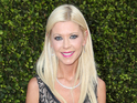 The actress unveils Shark by Tara Reid fragrance on her official website.