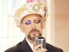 Boy George announces UK tour, new single 'My God'
