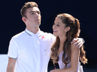The Wanted's Nathan Sykes, Ariana Grande split?