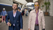 After spending 12 years in prison for keeping his mouth shut, notorious safe-cracker Dom Hemingway is back on the streets of London looking to collect what he's owed.