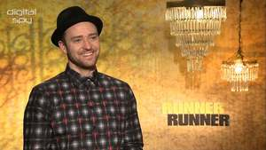 Justin Timberlake on 'Runner Runner' co-star Ben Affleck playing Batman