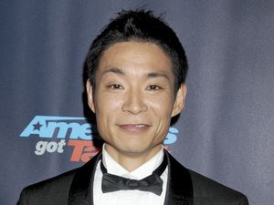 Kenichi Ebina America's Got Talent' Season 8 Post Show Finale Red Carpet Even
