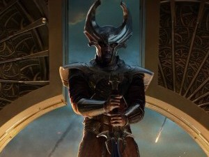 Idris Elba as Heimdall in 'Thor: The Dark World' poster