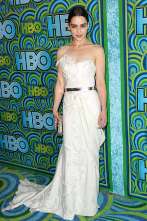 HBO's Annual Primetime Emmy Awards Post Award Reception at The Plaza Emilia Clarke