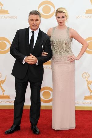 2013 Primetime Emmy Awards: Alec and Ireland Baldwin