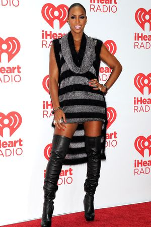 iHeartRadio Music Festival, Las Vegas, America - 20 Sep 2013 Kelly Rowland 20 Sep 2013
