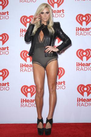 Ke$ha iHeartRadio Music Festival