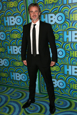 Sam Trammell 65th Annual Primetime Emmy Awards, HBO Emmy Party, Los Angeles, America - 22 Sep 2013