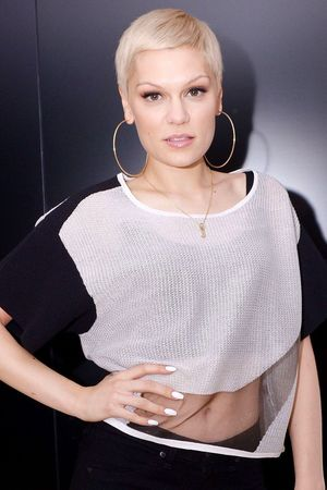 Jessie J attends her Facebook Live event